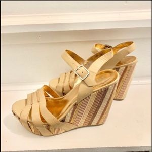 BCBG Generation Wedges Size 9.5M